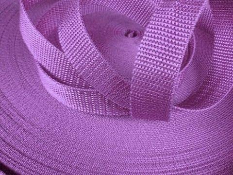 Fialový popruh 3 cm Paradise Collar