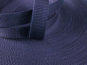 Tmavě modrý popruh 2 cm