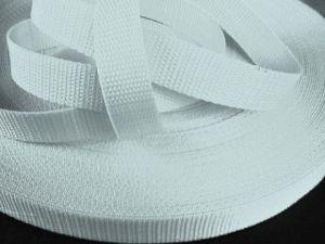 Bílý popruh 4 cm
