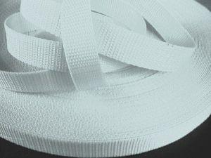 Bílý popruh 5 cm