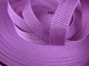 Fialový popruh 2,5 cm Paradise Collar