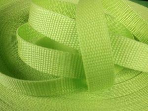 Limetkový popruh 1,6 cm Paradise Collar
