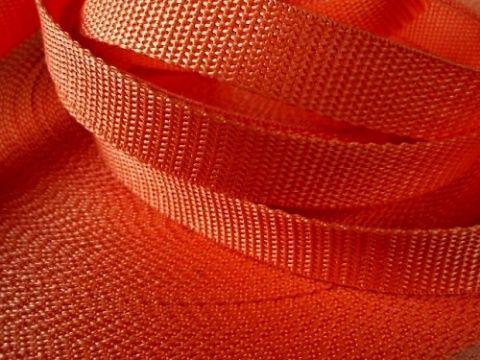 Oranžový popruh 3 cm Paradise Collar