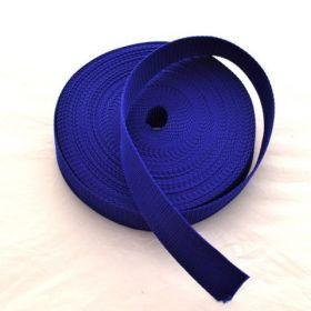 Středně modrý popruh 5 cm Paradise Collar