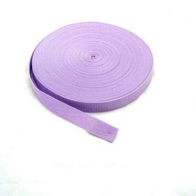 Světle fialový popruh 4 cm