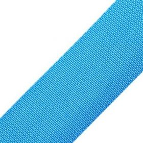 Světle modrý popruh 5 cm Paradise Collar