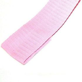 Světle růžový popruh 4 cm