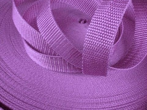 Fialový popruh 5 cm Paradise Collar
