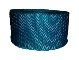 Modrozelený popruh 2,5 cm