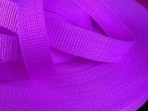 Tmavě fialový popruh 2,5 cm