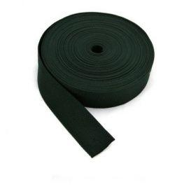 Tmavě zelený popruh 2,5 cm